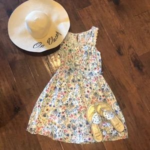 Lauren Conrad Floral Spring Summer Dress
